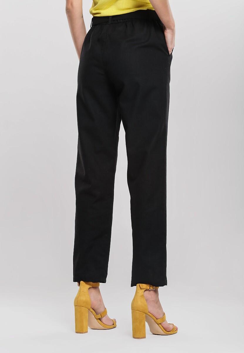 Czarne Spodnie Thereof