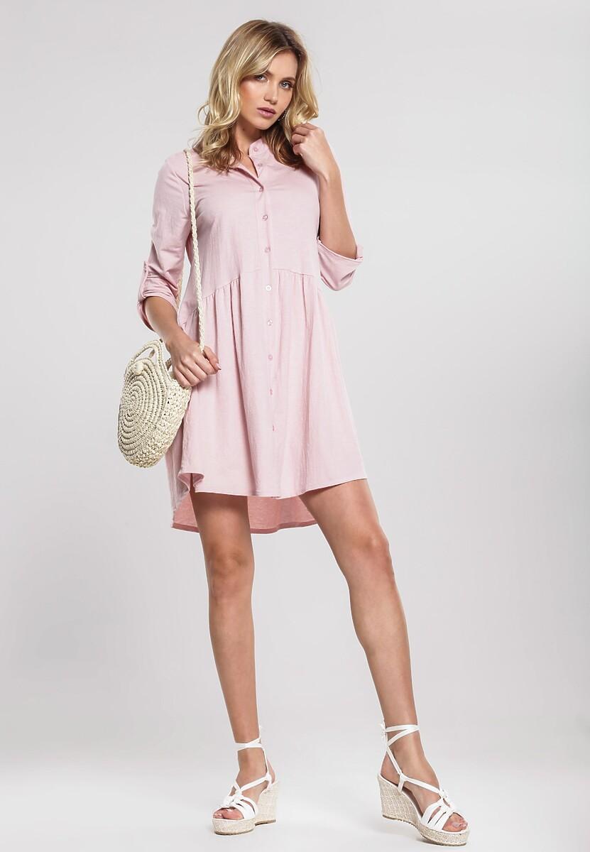 1247442826 Różowa Sukienka Spime w Renee.pl
