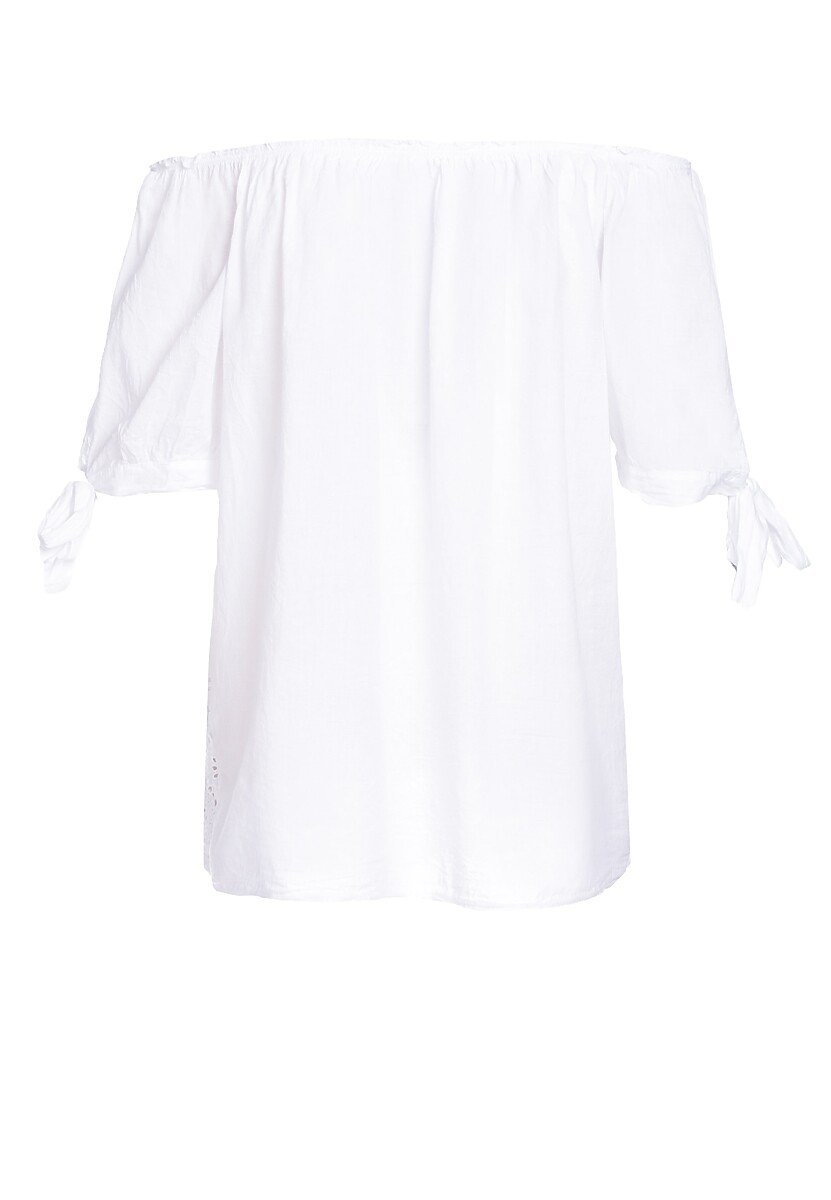 Biała Bluzka Zephaniah