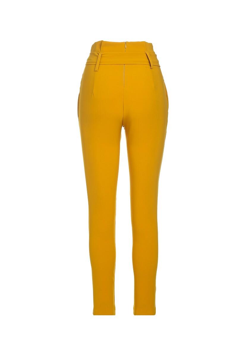 Musztardowe Spodnie Precursor