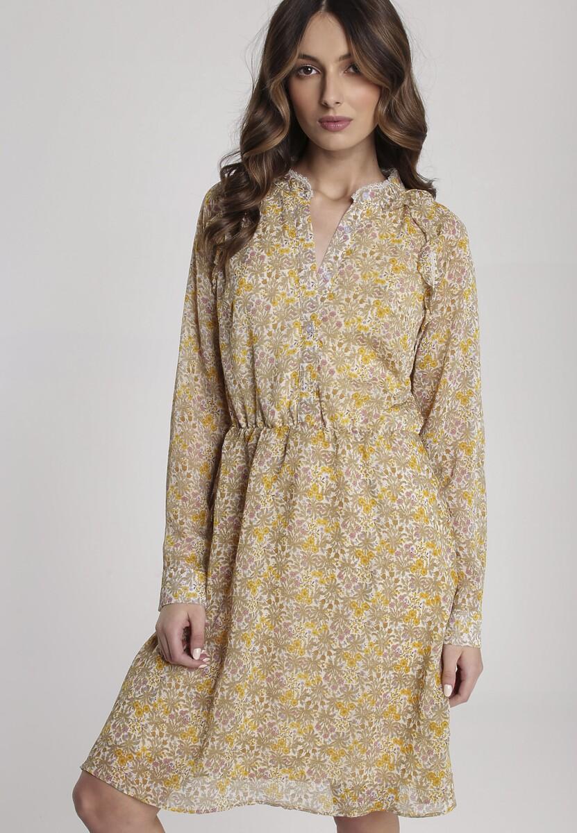 Żółta Sukienka Proponent