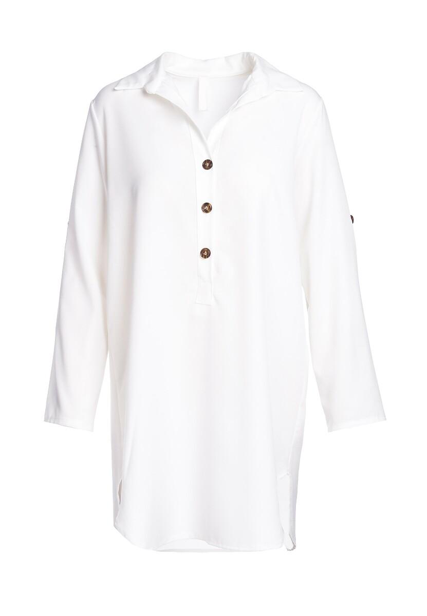 Biała Koszula Symbologist