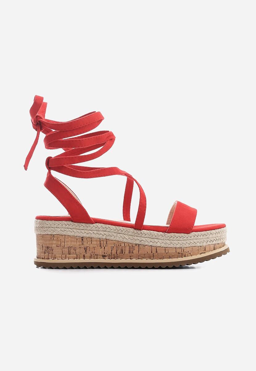 Czerwone Sandały Annoyance