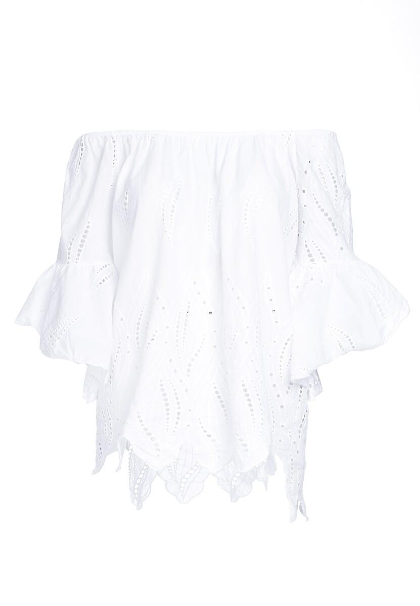 Biała Bluzka Tides