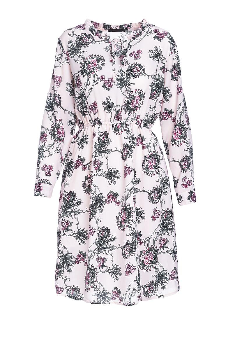 Różowa Sukienka Unsweet