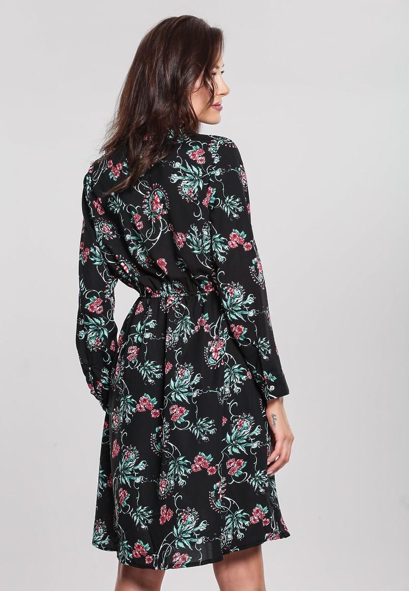 Czarna Sukienka Unsweet