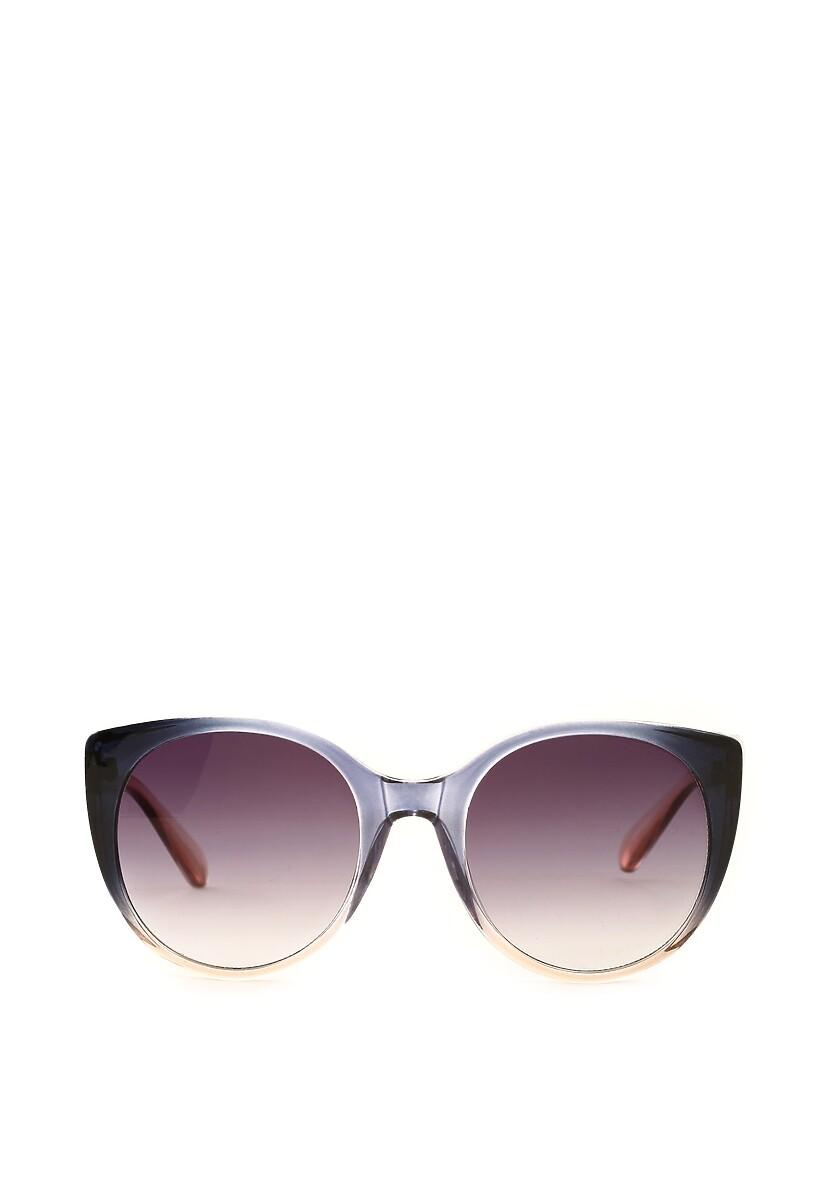 Granatowe Okulary Antisweet
