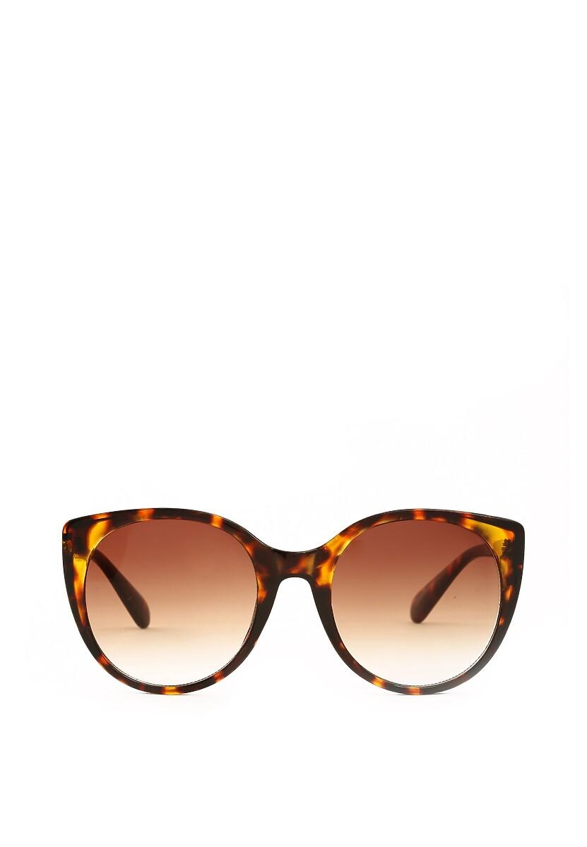 Brązowe Okulary Antisweet