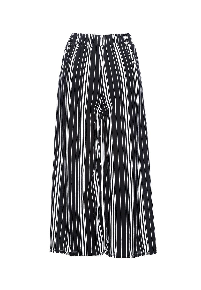 Czarne Spodnie Aspirer