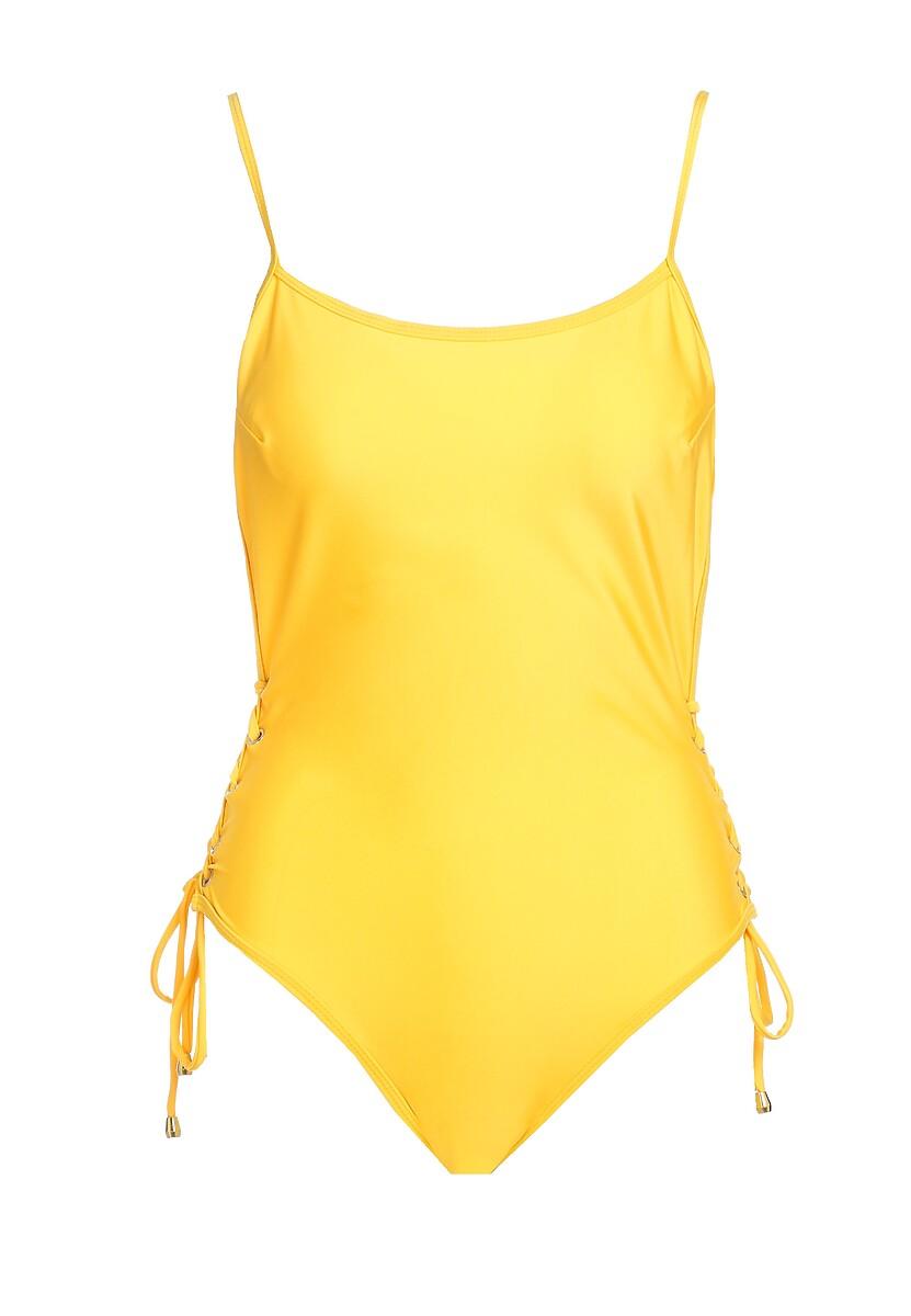 Żółty Strój Kąpielowy West Coast