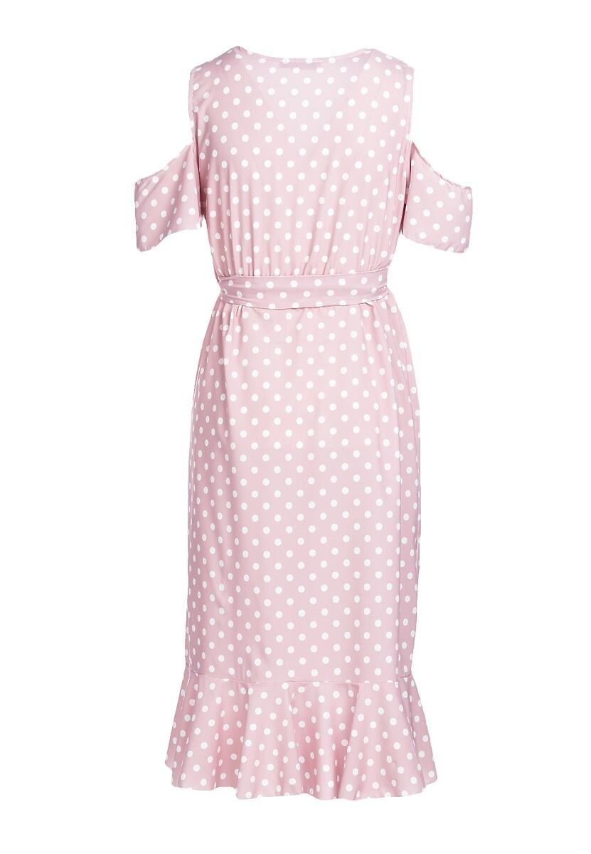 Jasnoróżowa Sukienka Breezes