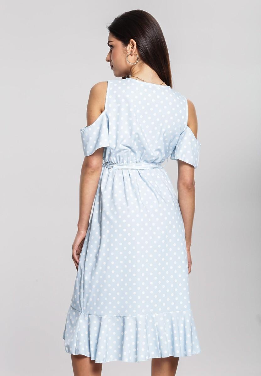 Jasnoniebieska Sukienka Breezes