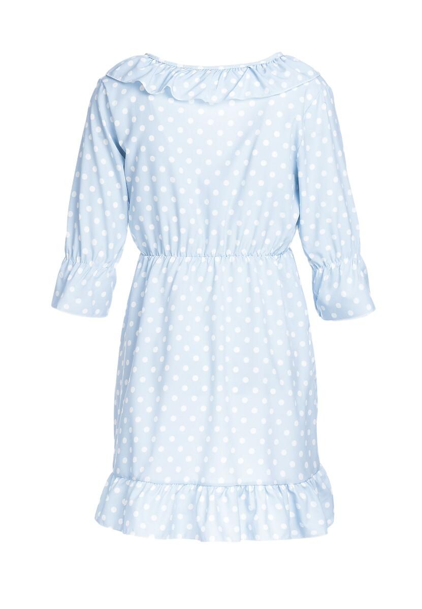 Jasnoniebieska Sukienka Westerlies
