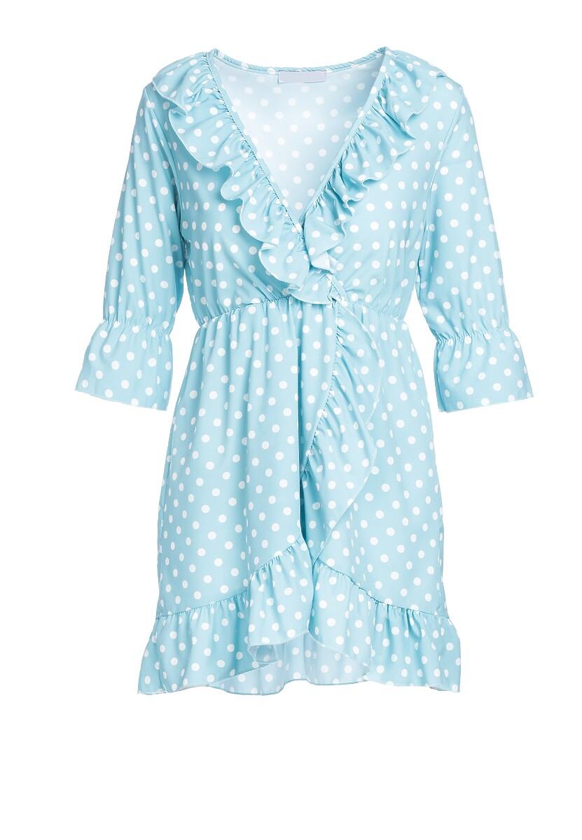 Miętowa Sukienka Westerlies