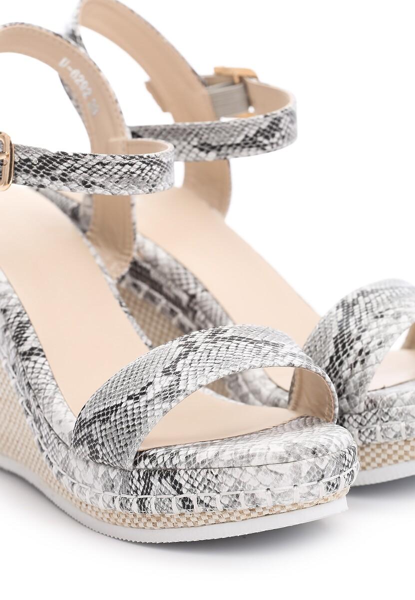 Wężowe Sandały Gainfuls