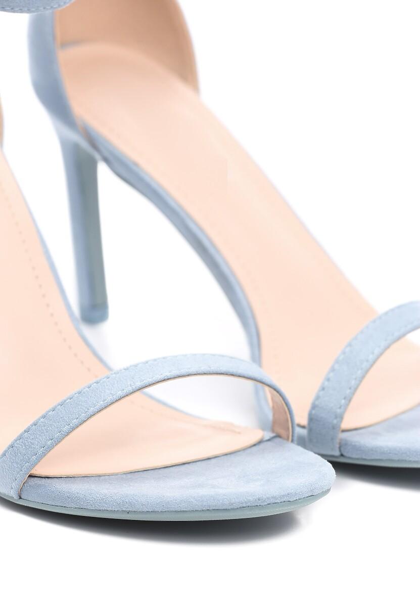 Niebieskie Sandały Comity
