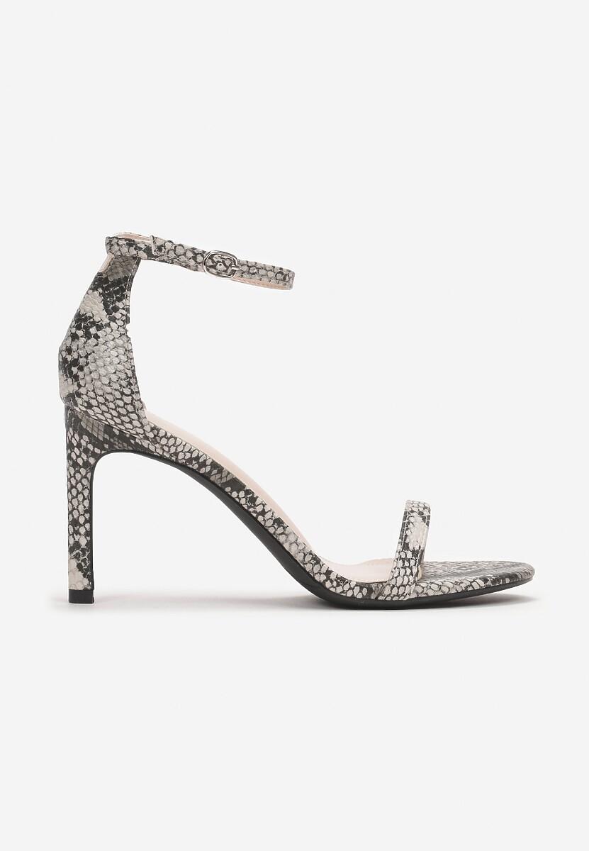 Wężowe Sandały Comity