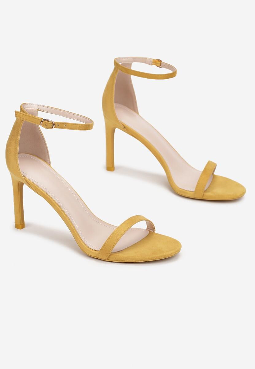 Żółte Sandały Comity