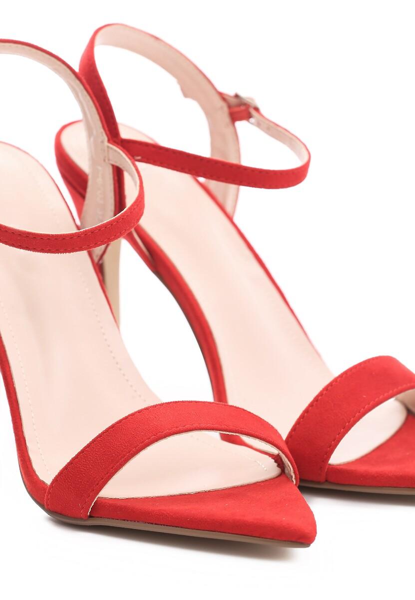 Czerwone Sandały Empathise