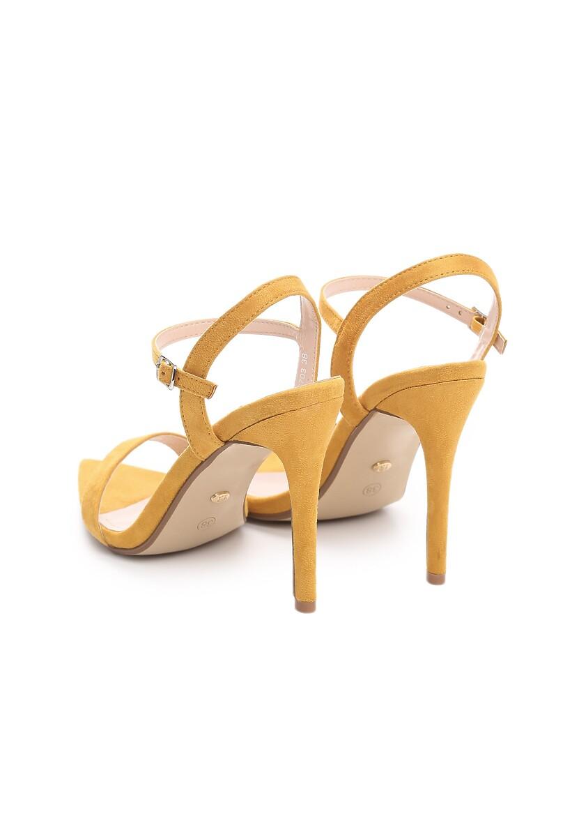 Żółte Sandały Empathise