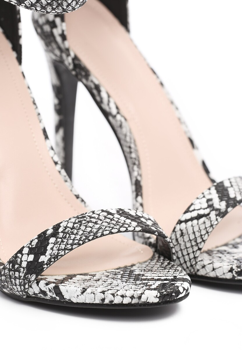 Wężowe Sandały Else