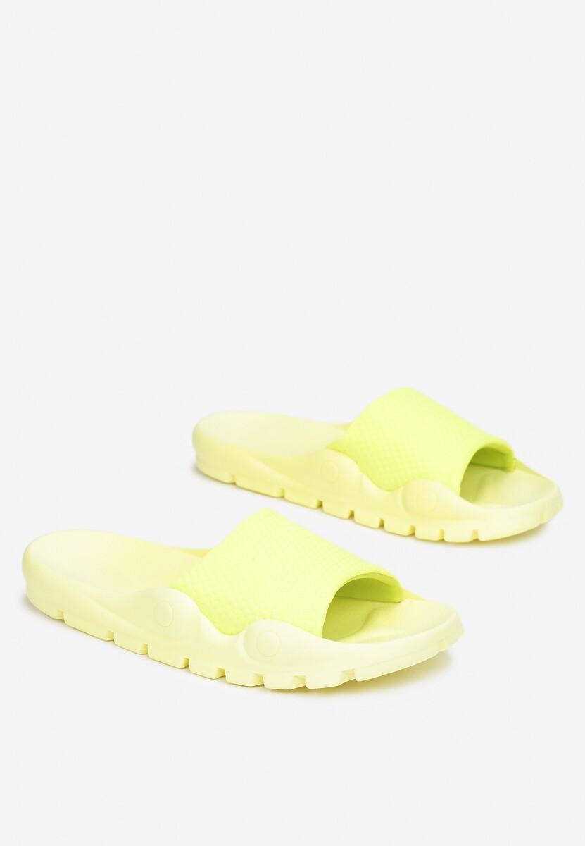 Żółte Klapki Nesh