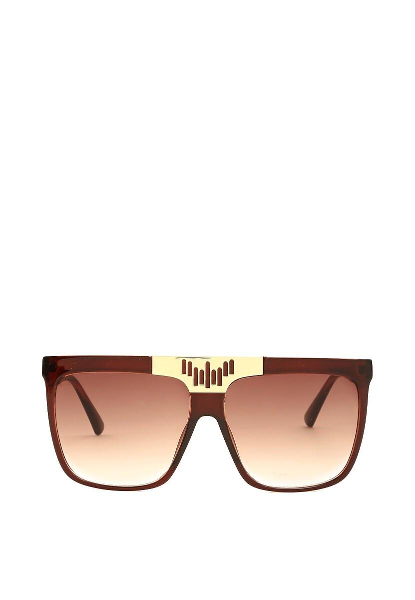 Brązowe Okulary Boulders