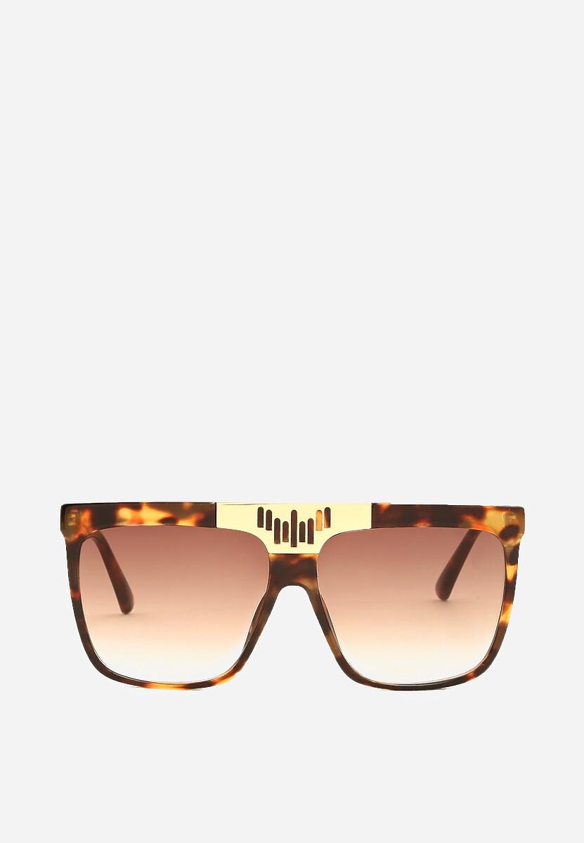 Jasnobrązowe Okulary Boulders