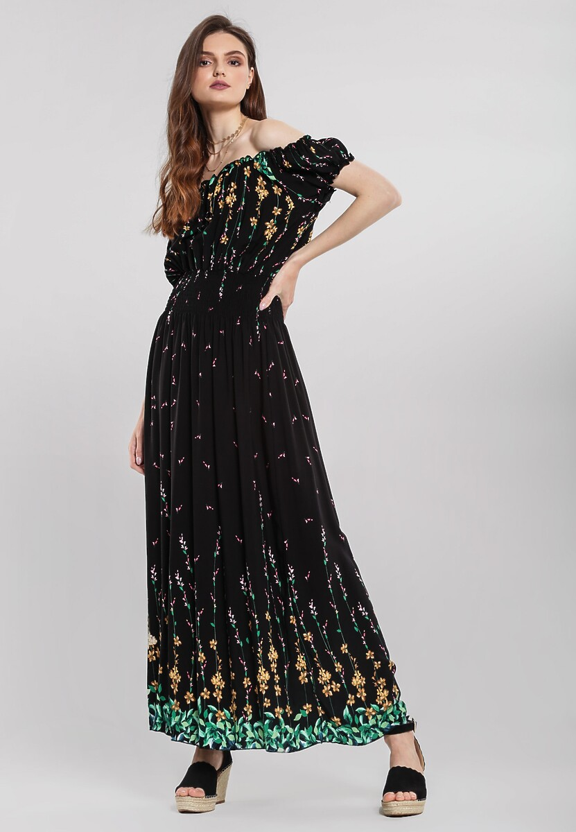 Czarna Sukienka Vaulting