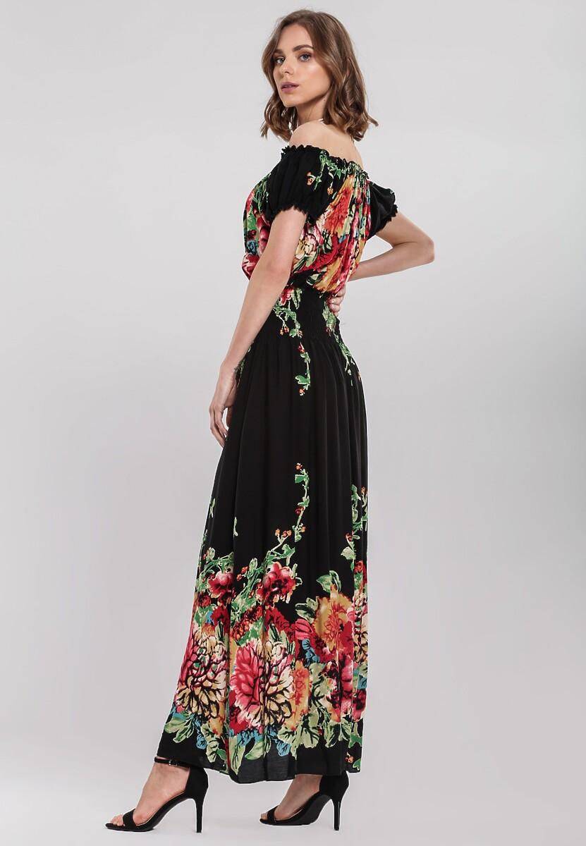 Czarna Sukienka Pleasureful