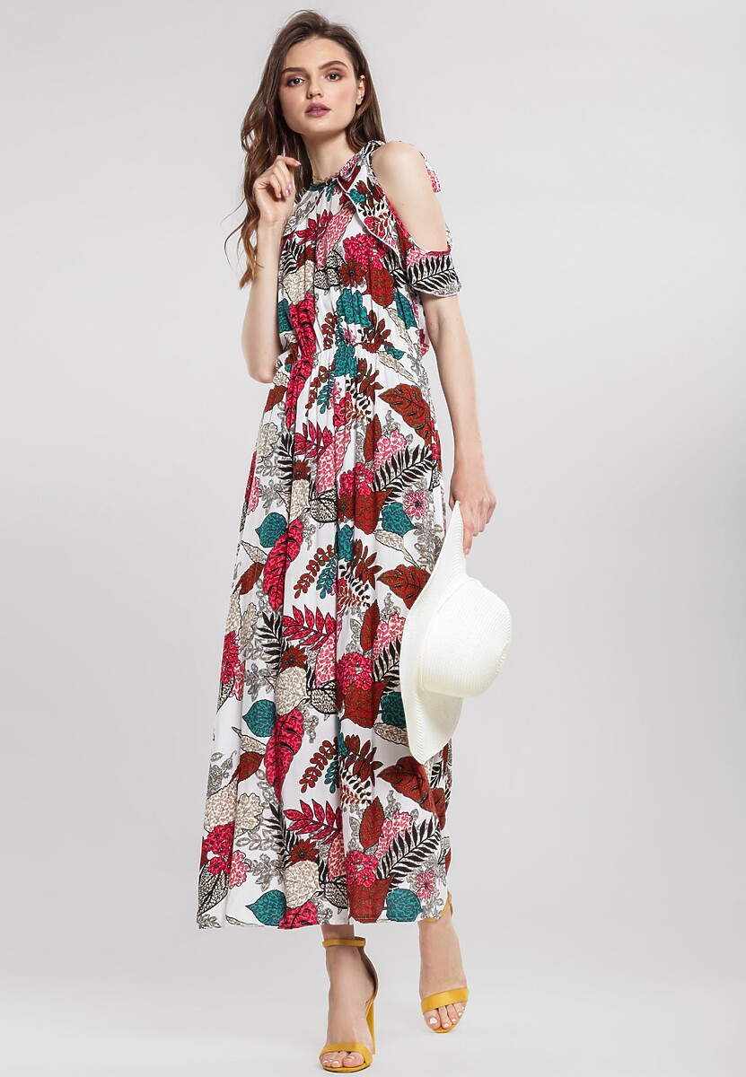 Biała Sukienka Novice
