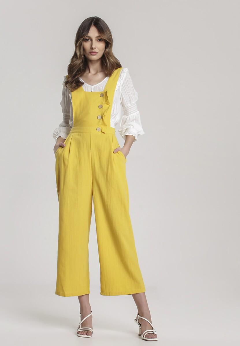 Żółty Kombinezon Retail