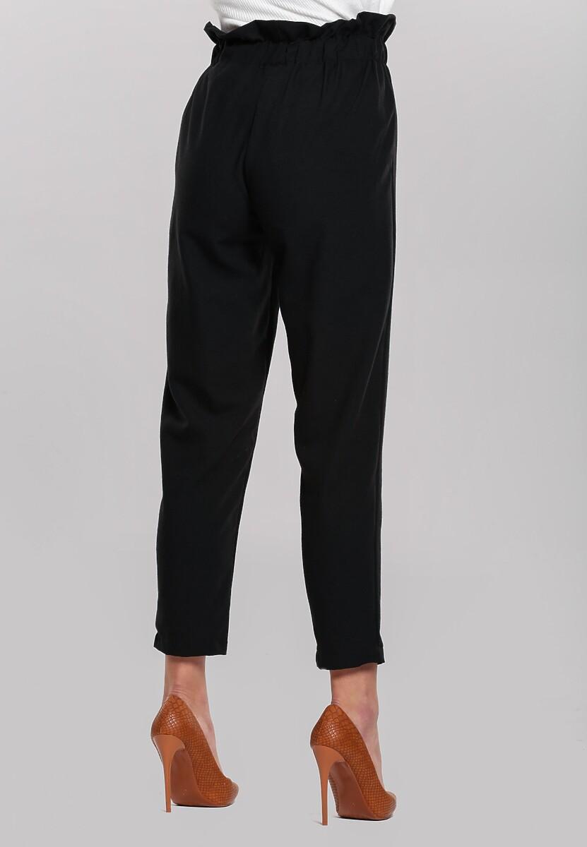 Czarne Spodnie Lighthearted