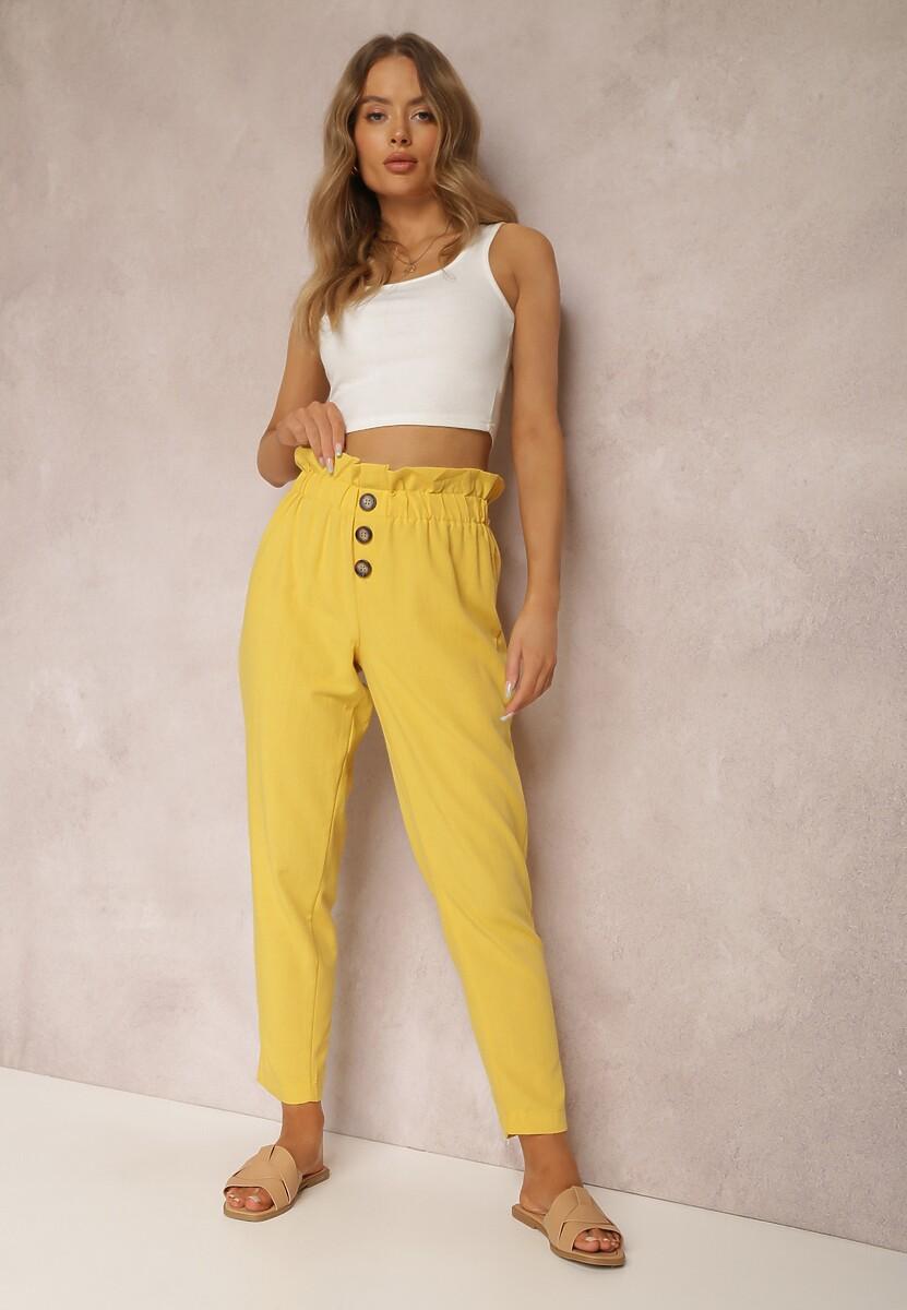 Żółte Spodnie Lighthearted