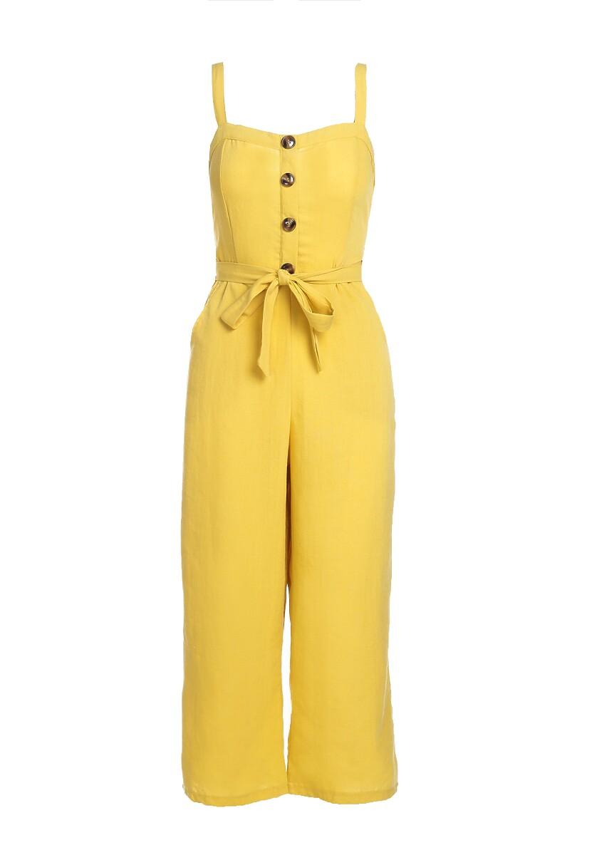 Żółty Kombinezon Prerequisite