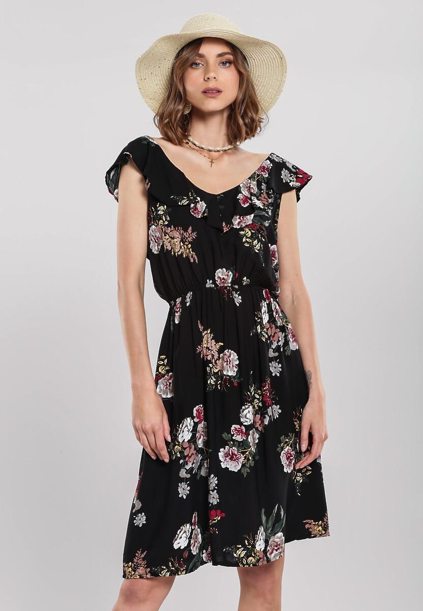 Czarna Sukienka Tardily