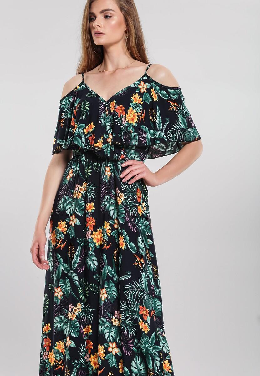 Granatowa Sukienka Change State