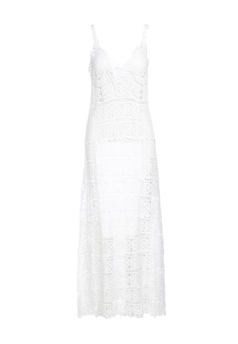 Biała Sukienka Well Off