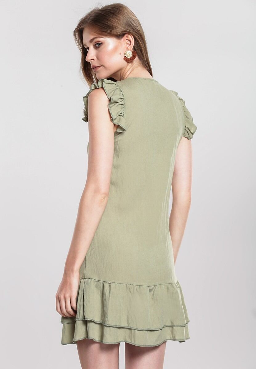 Zielona Sukienka Modus
