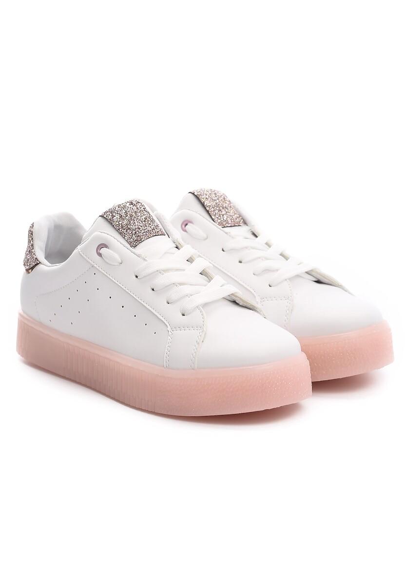 Biało-Różowe Creepersy Centric