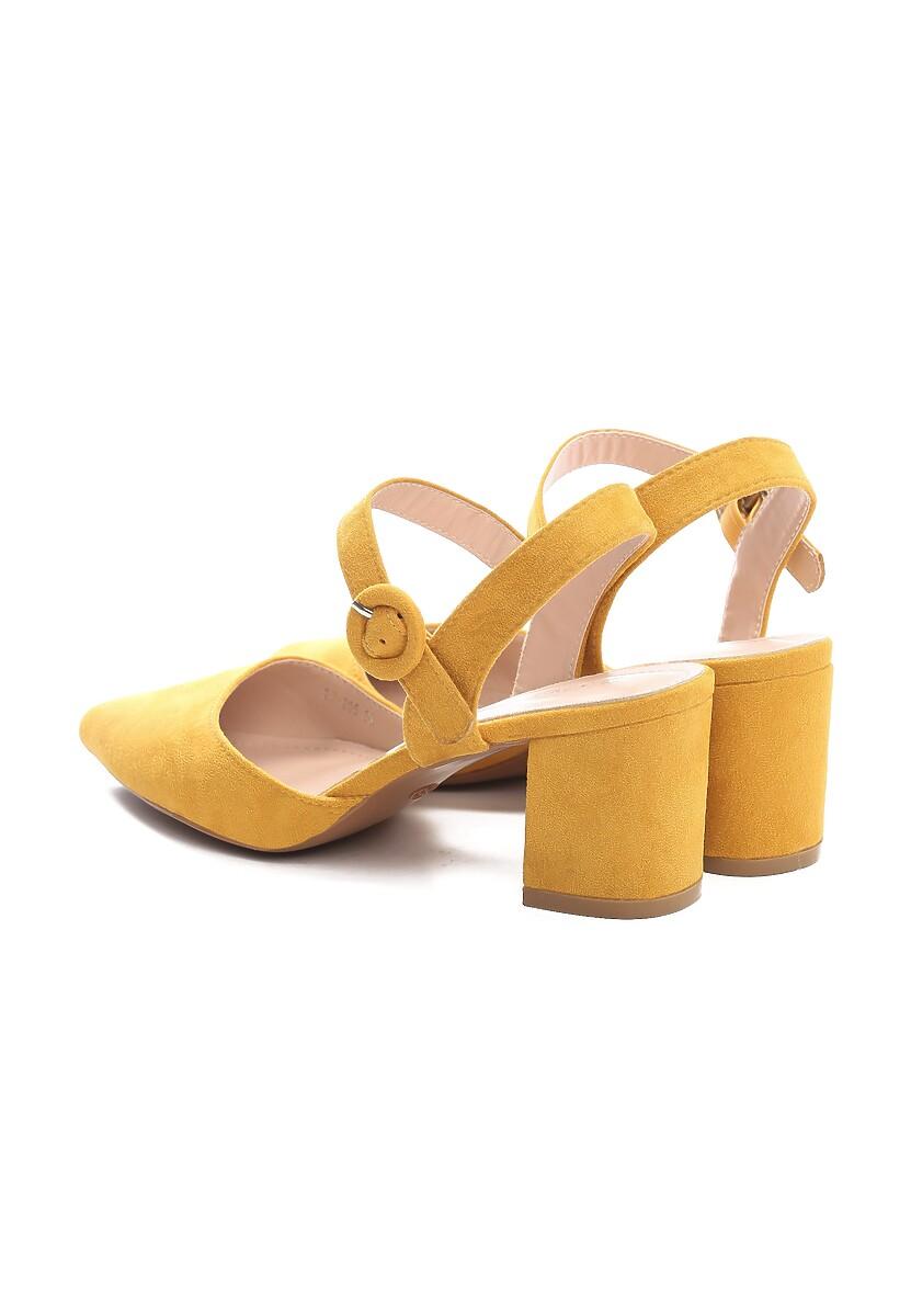 Żółte Czółenka Delocalize