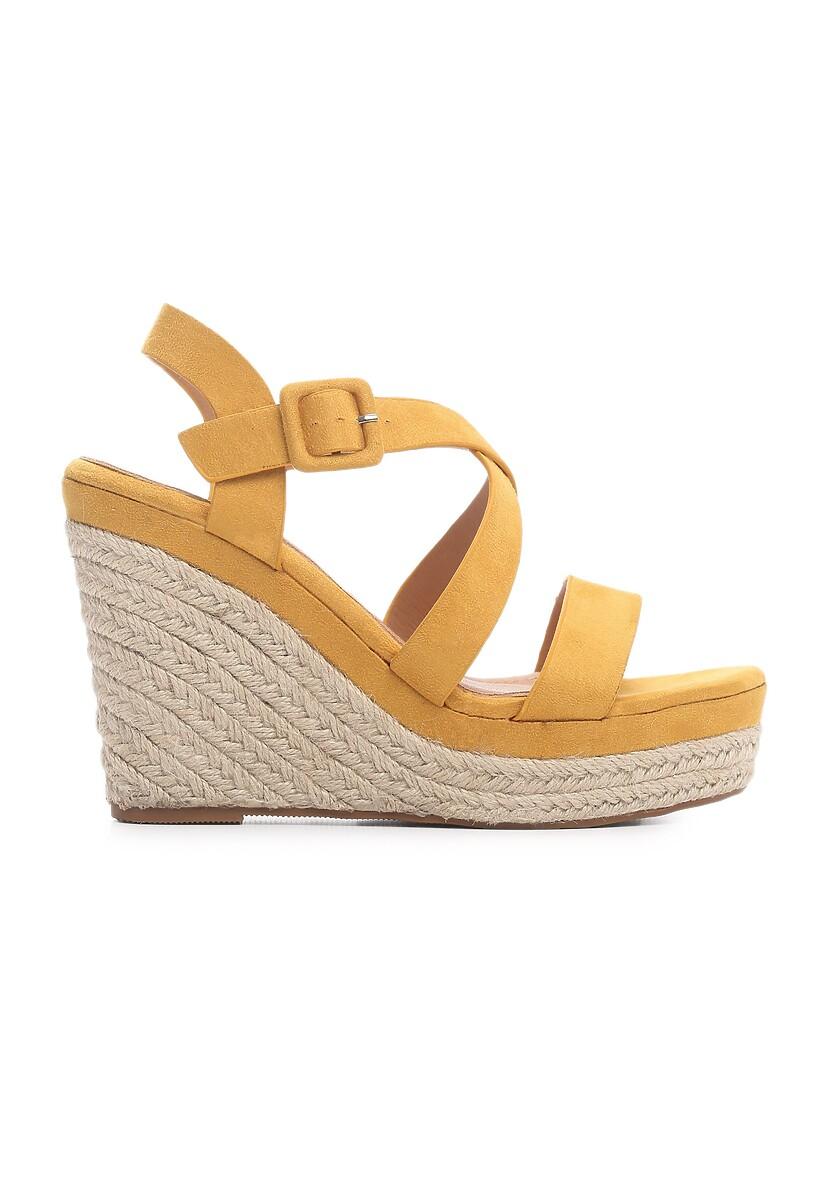 Żółte Sandały Advocated