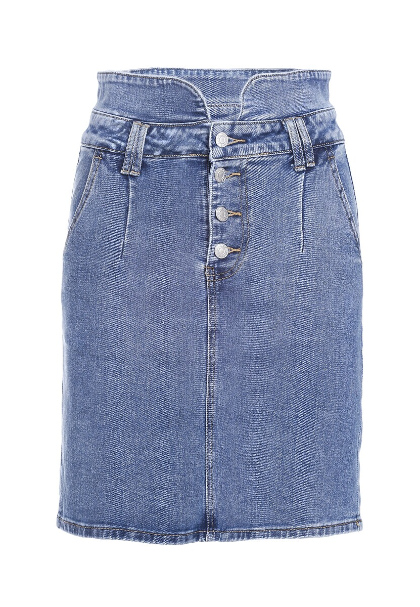 Niebieska Spódnica Rejuvenation