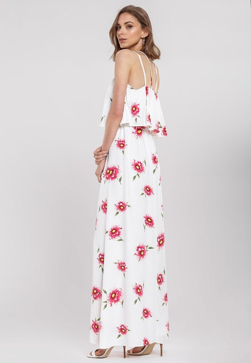 Biała Sukienka Toyland