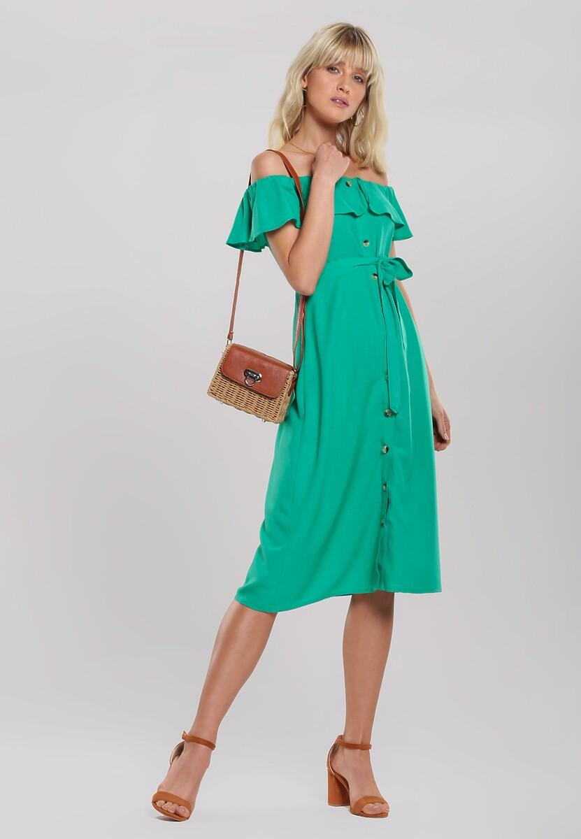 Zielona Sukienka Marketable