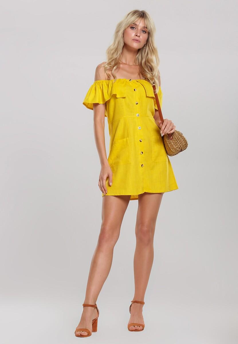 Żółta Tunika Deeply