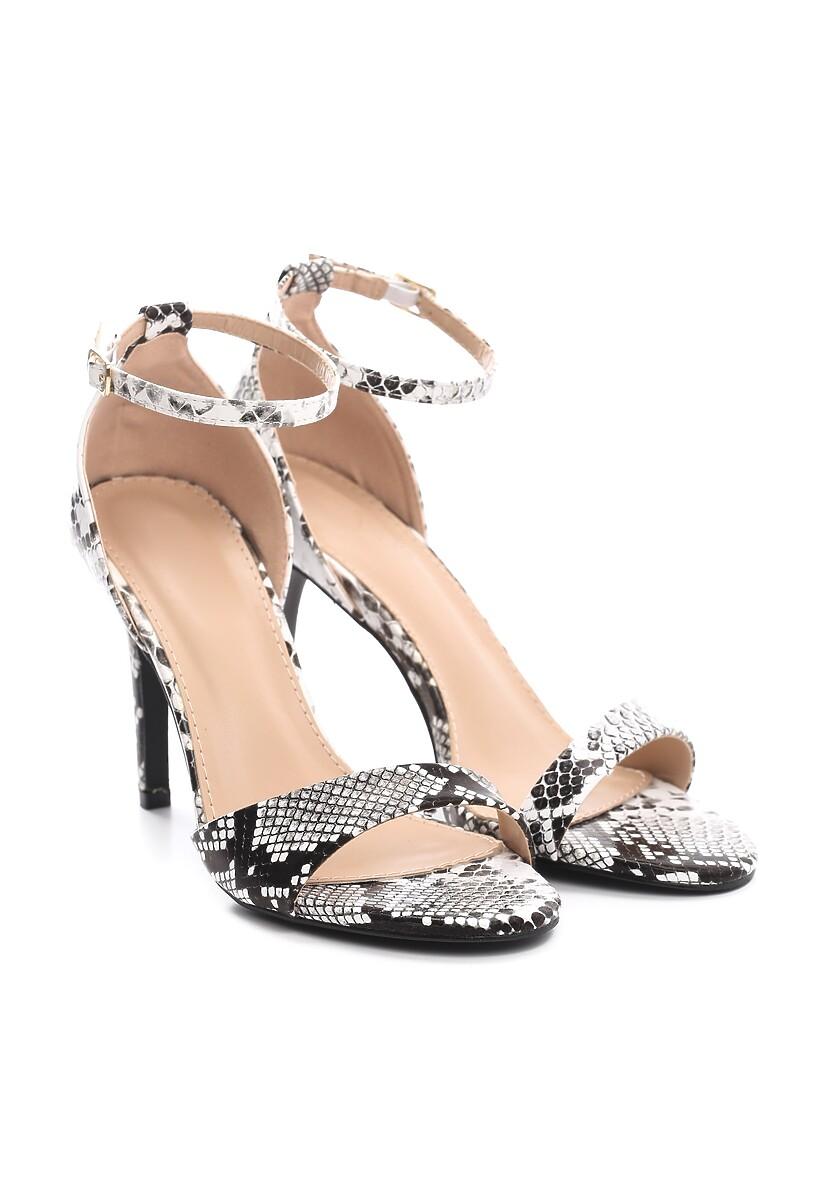 Wężowe Sandały Aimed