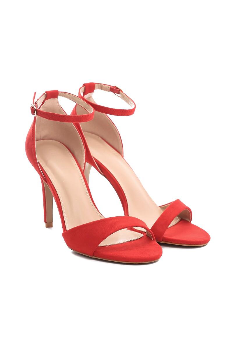 Czerwone Sandały Aimed