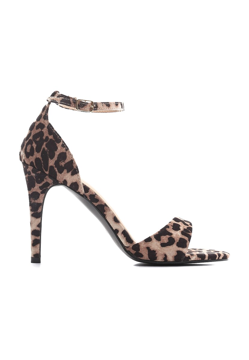 Panterkowe Sandały Aimed