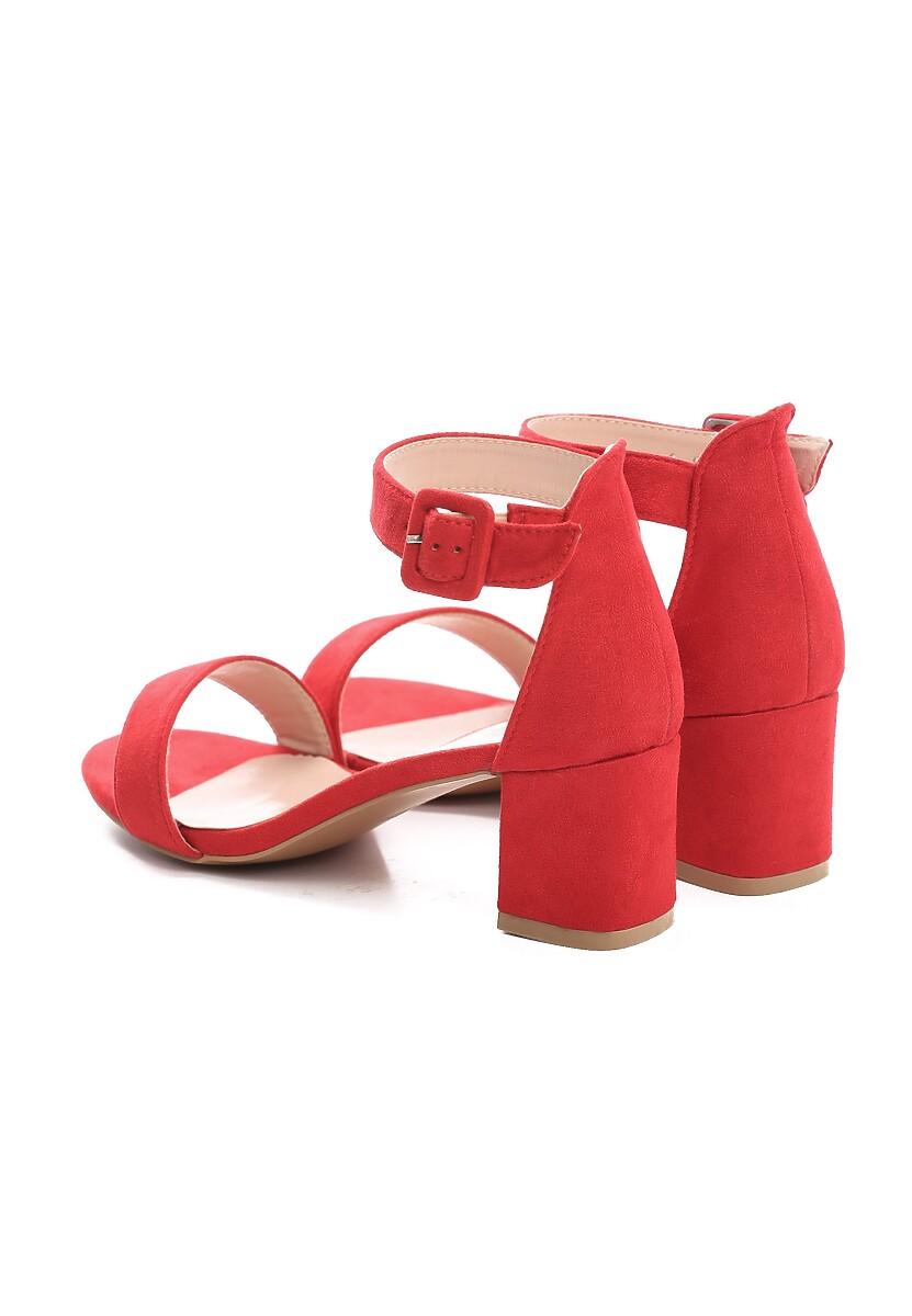 Czerwone Sandały Pep